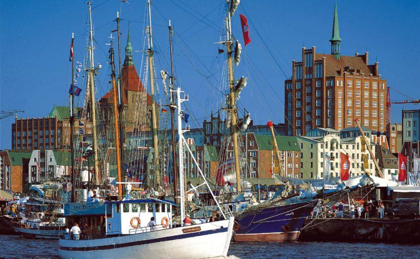1. Distriktkonferenz in Rostock
