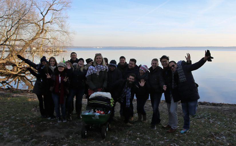 Kohltour am Wannsee