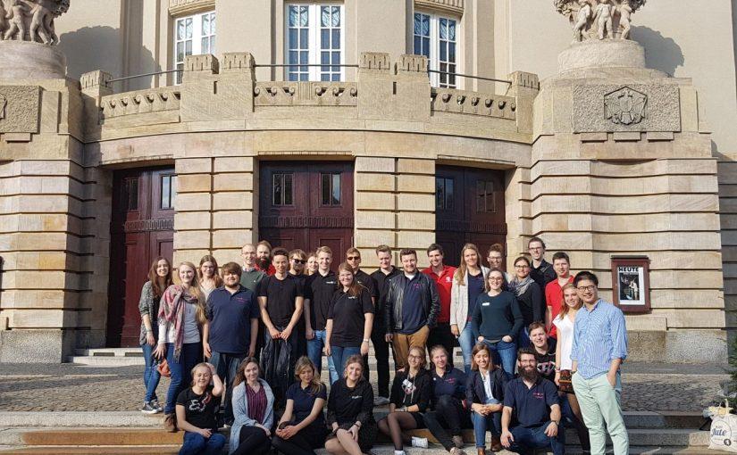 zweite Distriktkonferenz in Schwerin